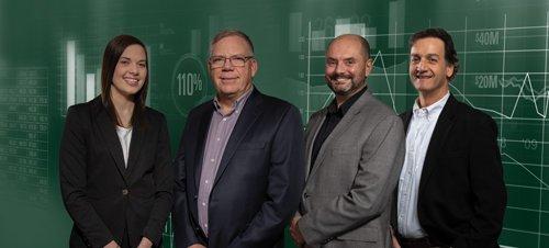 Advisors - Kiely Kelly, John P. Kelly, Bill Wons, and George Metos